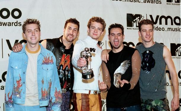 MTV VIDEO MUSIC AWARDS 2000