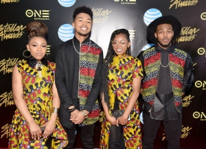 2016 Stellar Gospel Awards - Arrivals