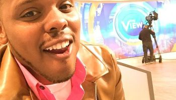 Amir Diamond the View