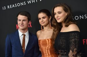 Premiere Of Netflix's '13 Reasons Why'