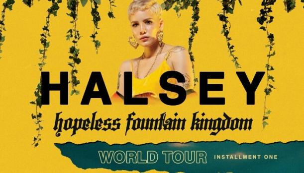 Halsey - Hopeless Fountain Kingdom Tour