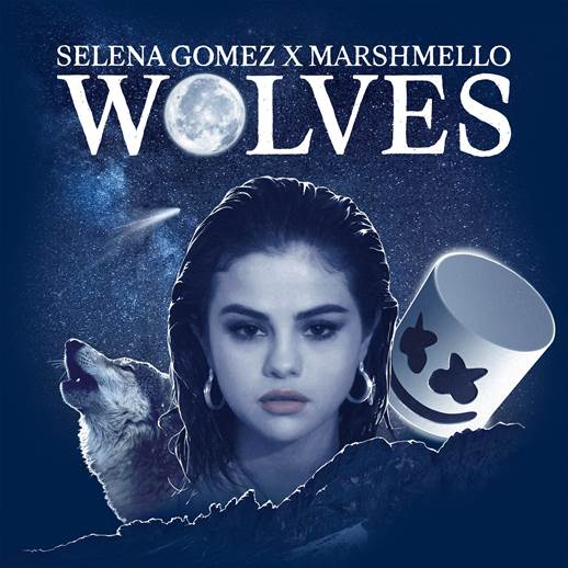 Selena Gomez Marsmello