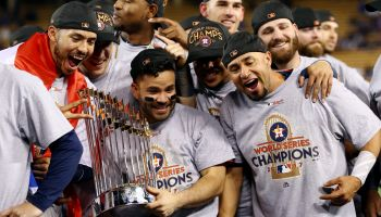 2017 Major League Baseball World Series Game Seven: Houston Astros v. Los Angeles Dodgers