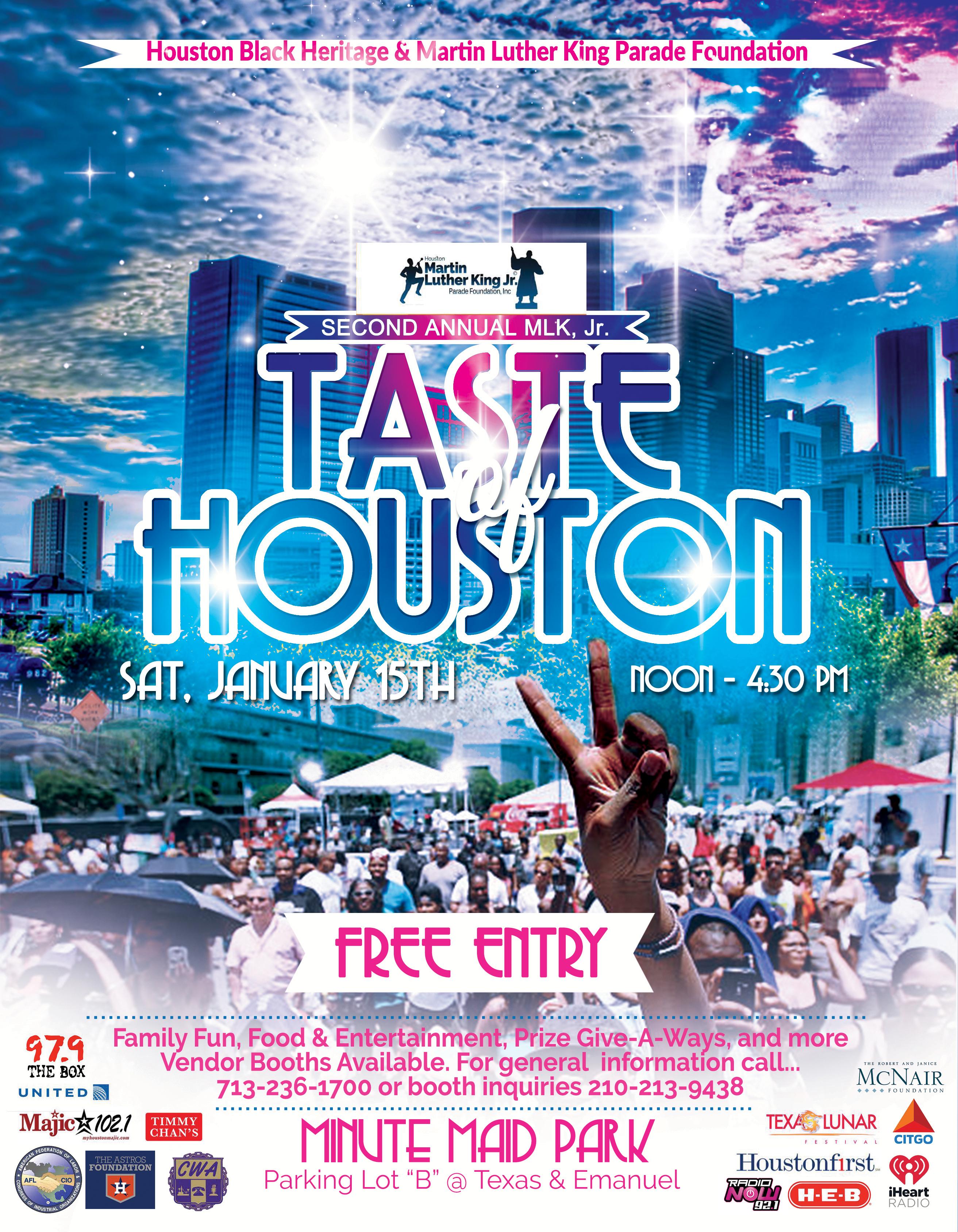 Taste of Houston