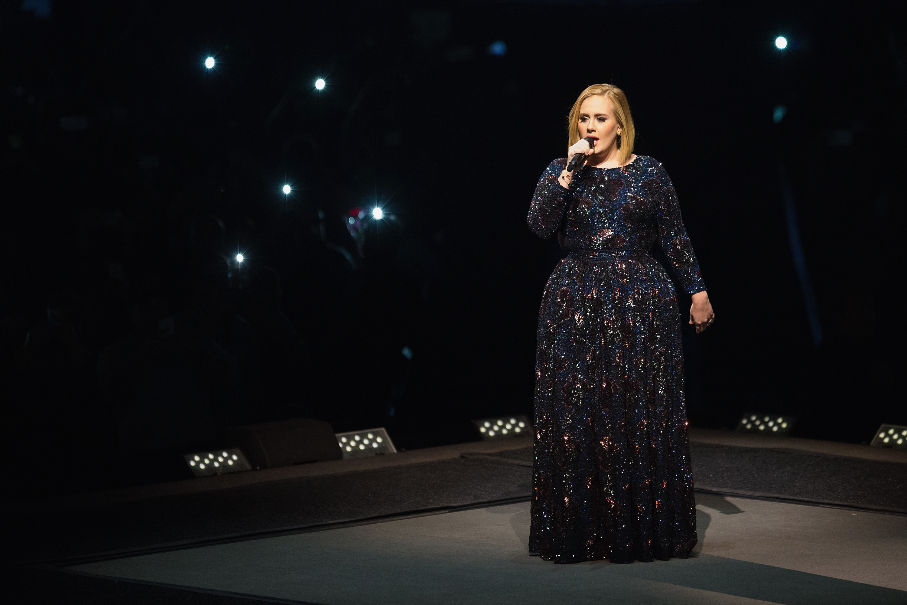 Adele Live 2016 In Mexico City