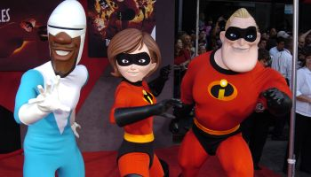 'The Incredibles' Los Angeles Premiere - Arrivals