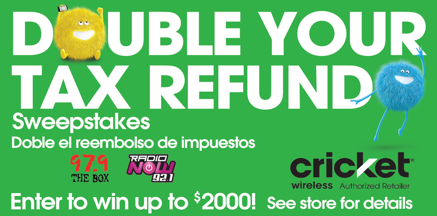 DOUBLE YOUR REFUND CRICKET