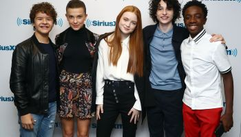 SiriusXM's 'Town Hall' With The Cast Of Stranger Things; Town Hall To Air On SiriusXM's Entertainment Weekly Radio
