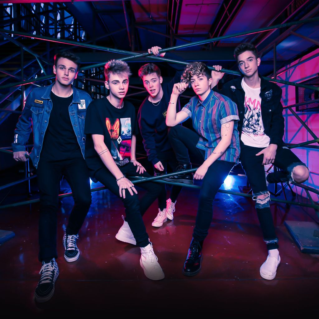 Win Why Dont We Meet Greet Qa On March 29 Radio Now 921