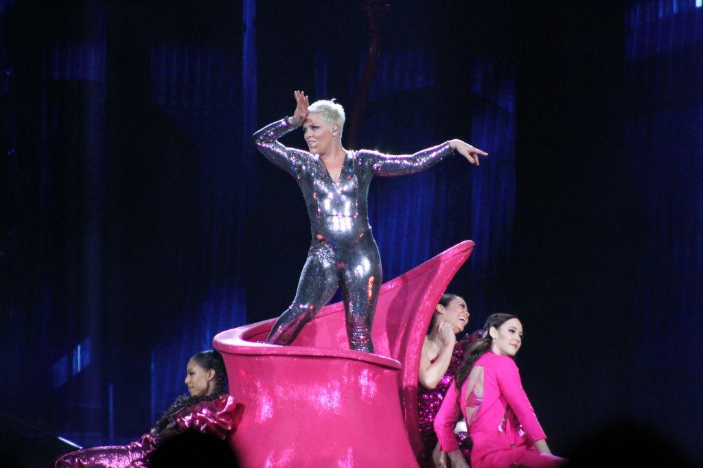 Pink Concert Indy