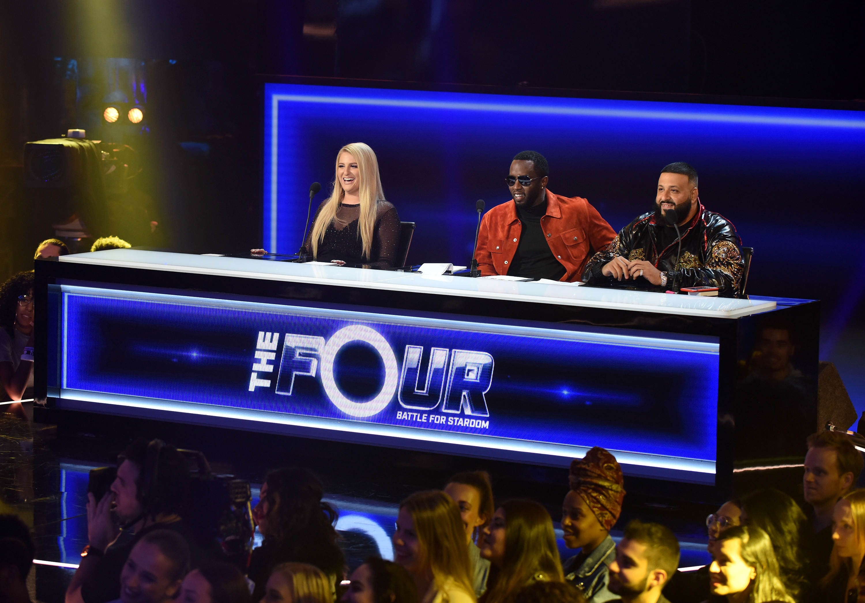 FOX's 'The Four: Battle For Stardom' - Season One