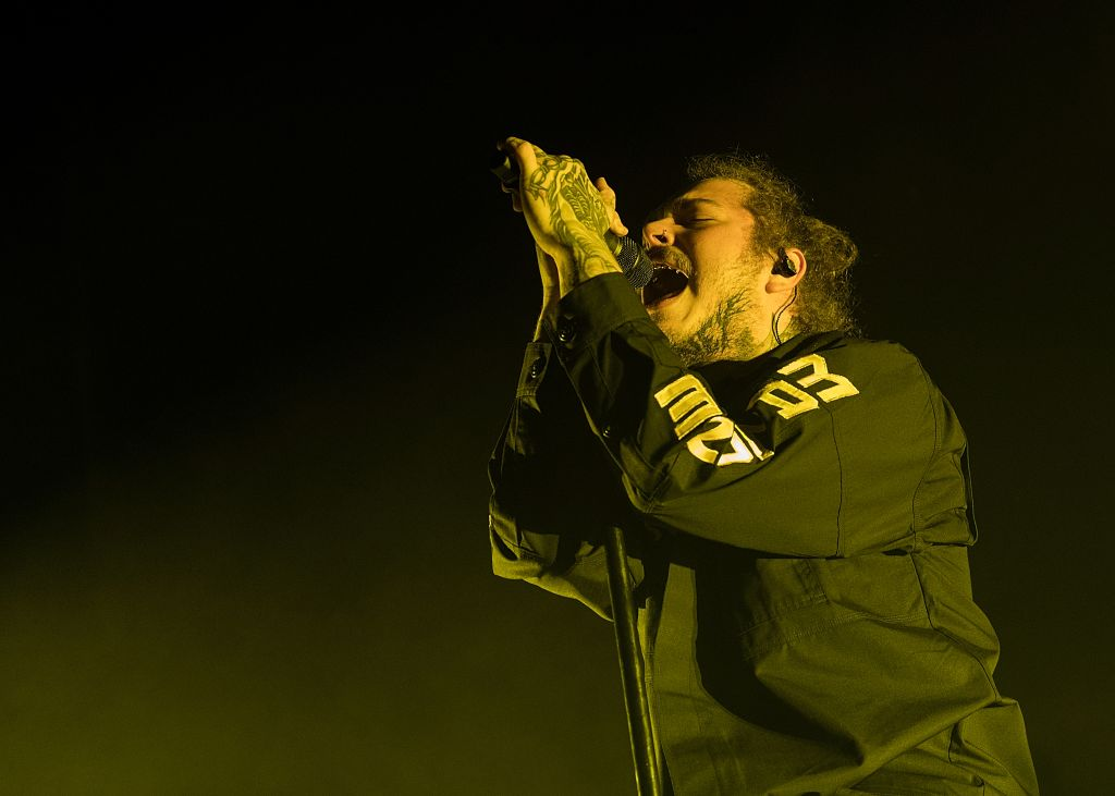 Post Malone In Concert - Vancouver, BC