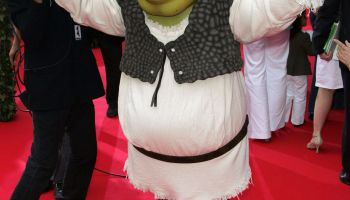 Shrek the Third - Paris Premiere