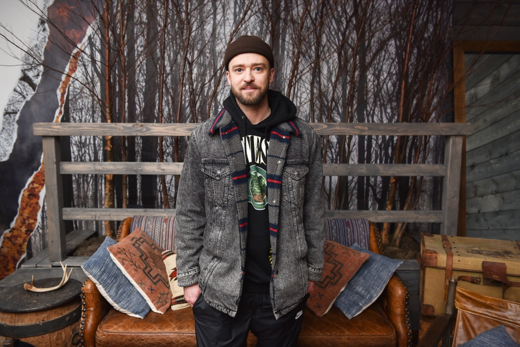 Bravado x Justin Timberlake Man Of The Woods Pop-Up Experience