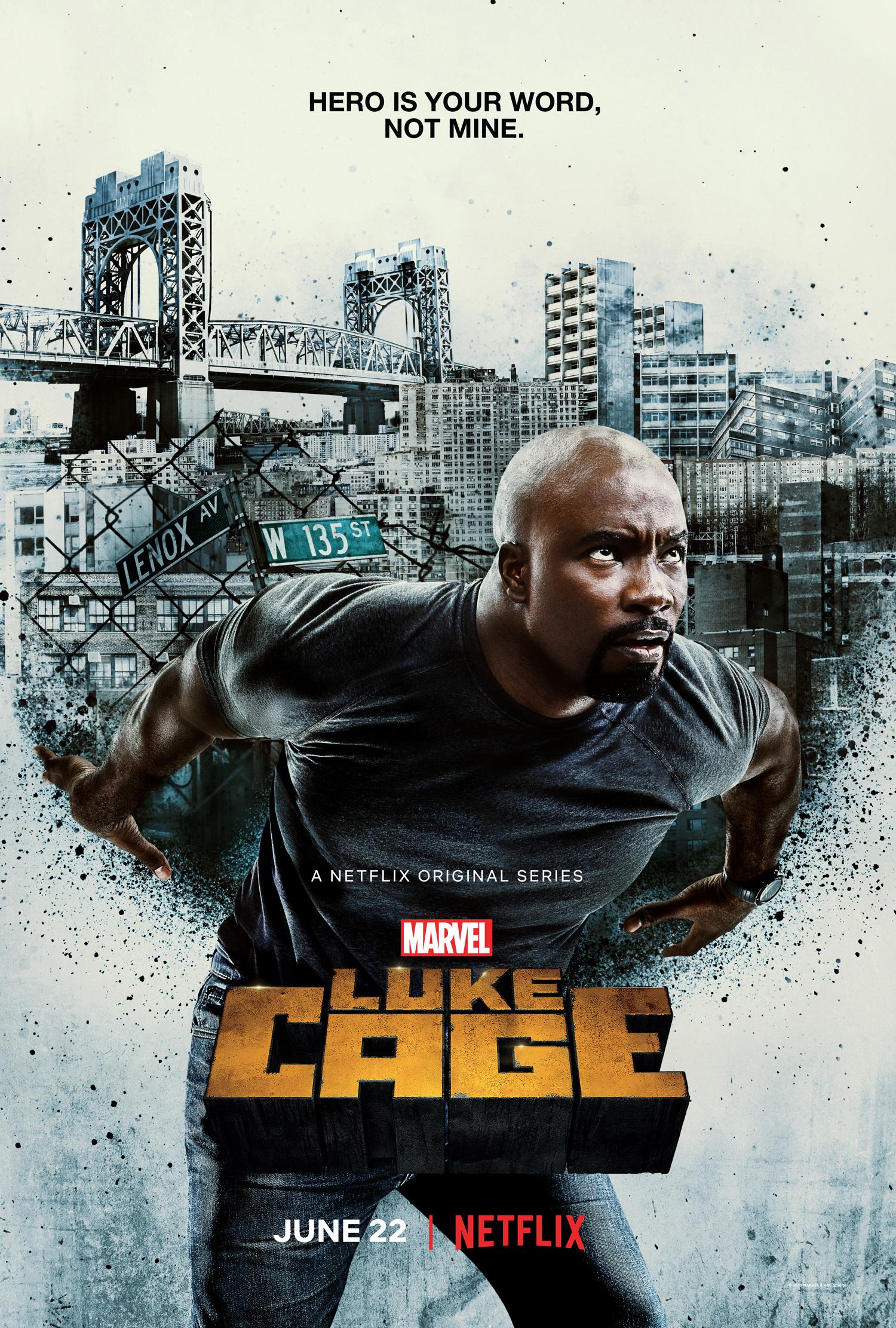 Luke Cage season 2 key art