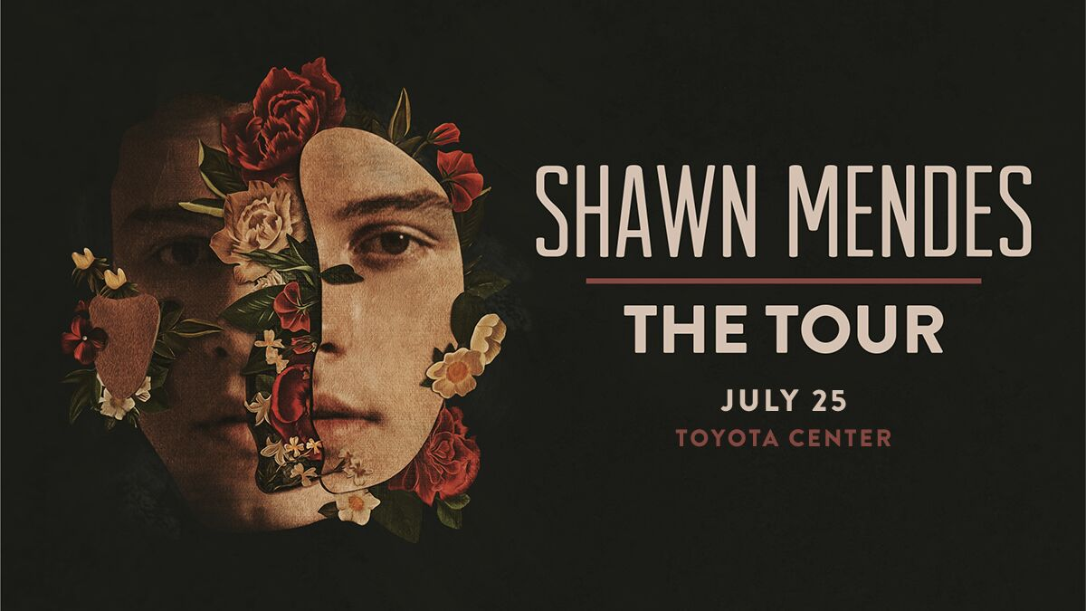 Shawn Mendes The Tour Houston