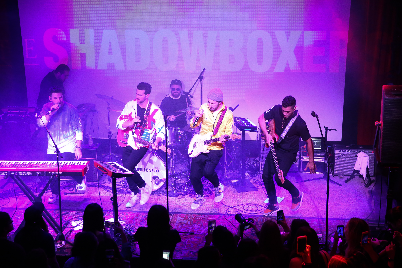 The Shadowboxers 'Apollo' Album Release Party