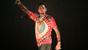 Chris Brown Performs In Frankfurt/Main