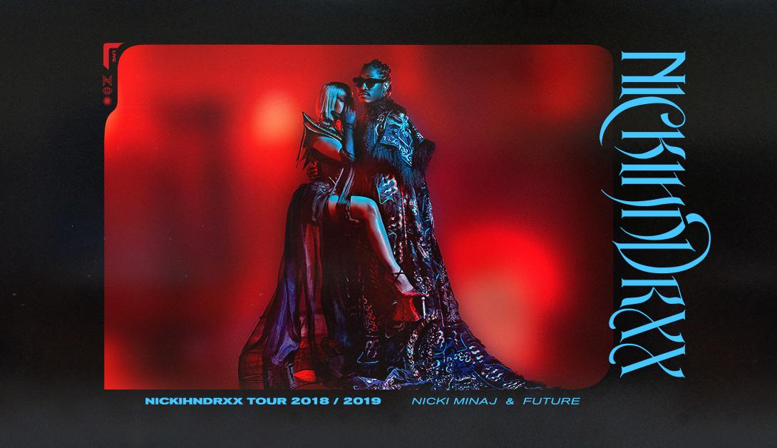 2018 NICKIHNDRXX Tour