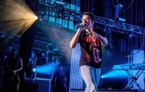 Logic & Joey BadA$$ In Concert - Rochester Hills, MI