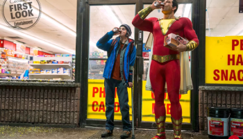 Shazam first look