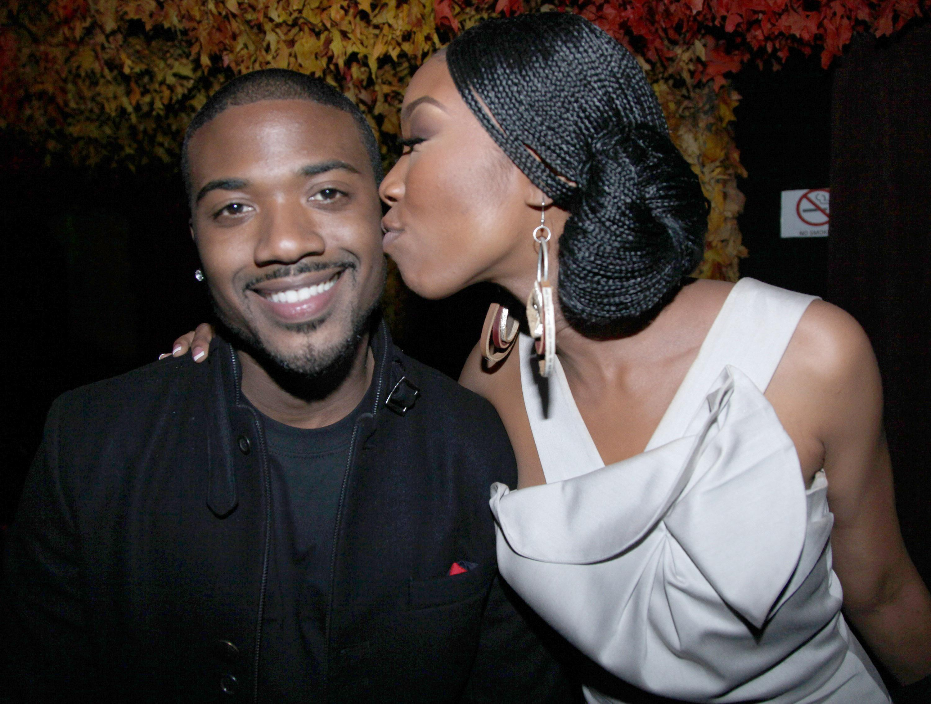 Ray J's YRB Magazine Cover & 30th Birthday Celebration