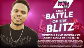 Amir's battle of the blitz