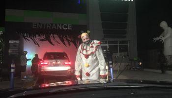 Clown Car GFY Car Wash