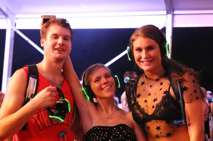 Silent Disco - Austin City Limits