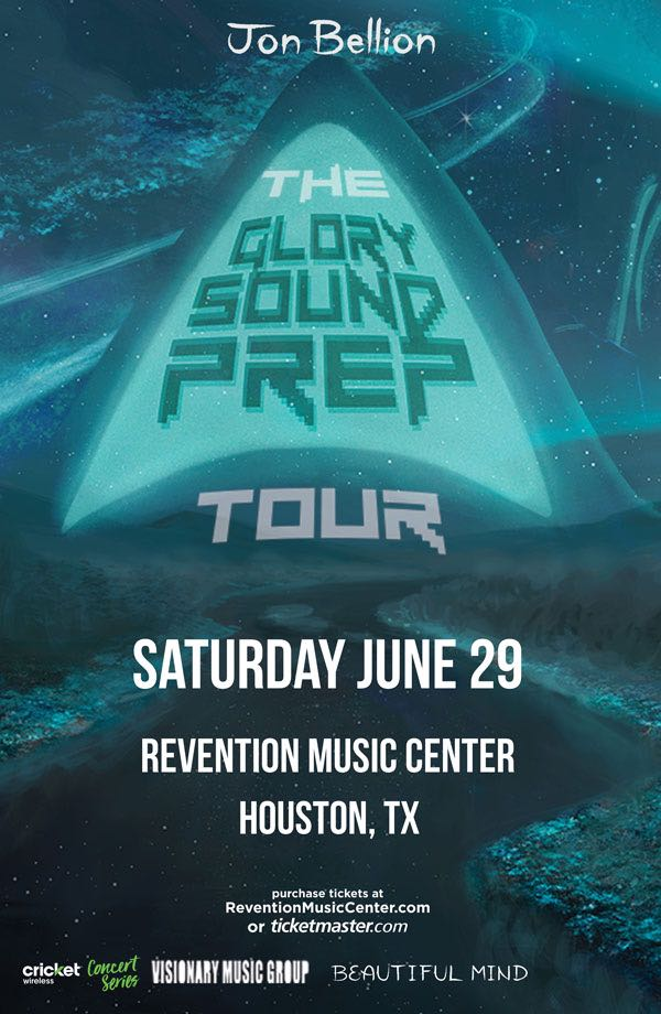 Jon Bellion Glory Sound Prep Tour Houston
