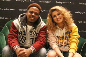 Tori Kelly w/ Amir Diamond