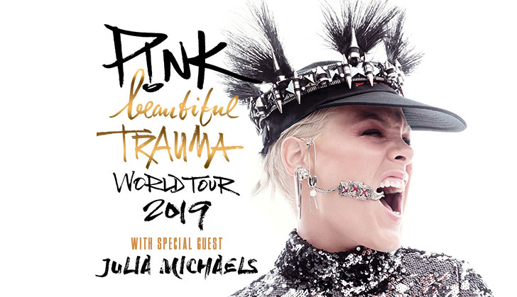Pink Beautiful Trauma Tour 2019
