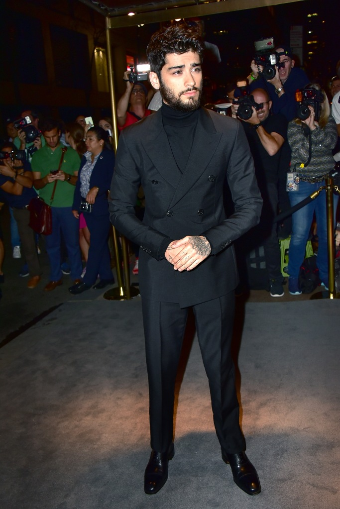 Tom Ford - September 2016 - New York Fashion Week