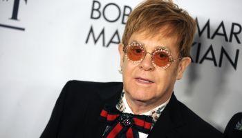 Elton John AIDS Foundation in New York