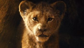 Simba in Lion King teaser