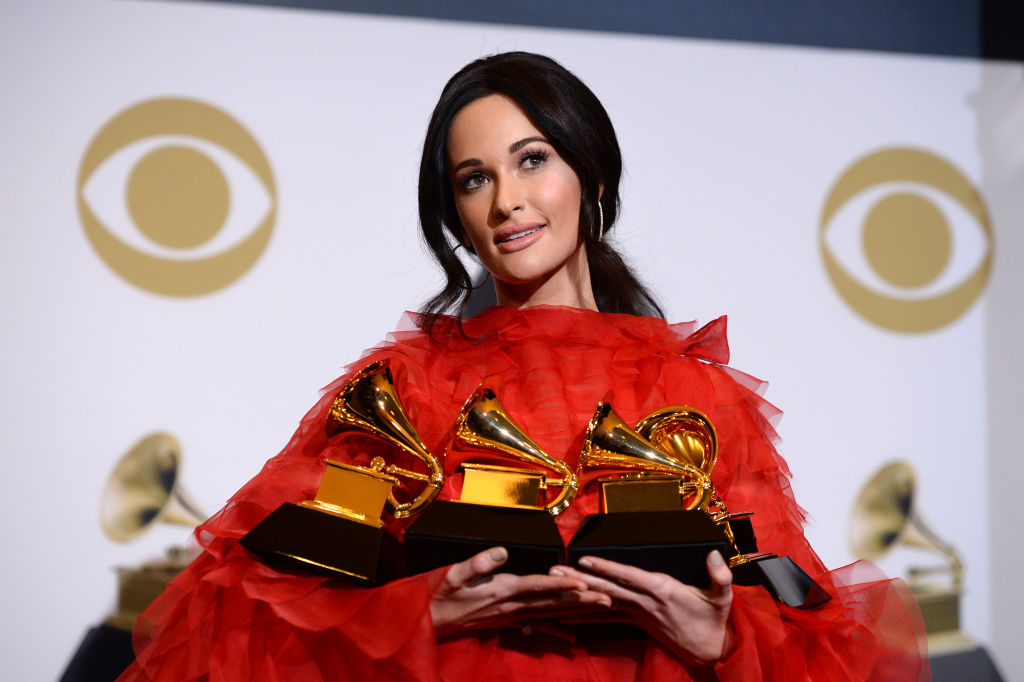 Image result for kacey musgraves grammy 2019