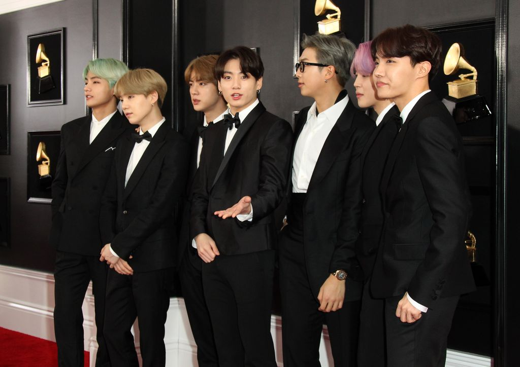 Grammy Awards 2019 Arrivals