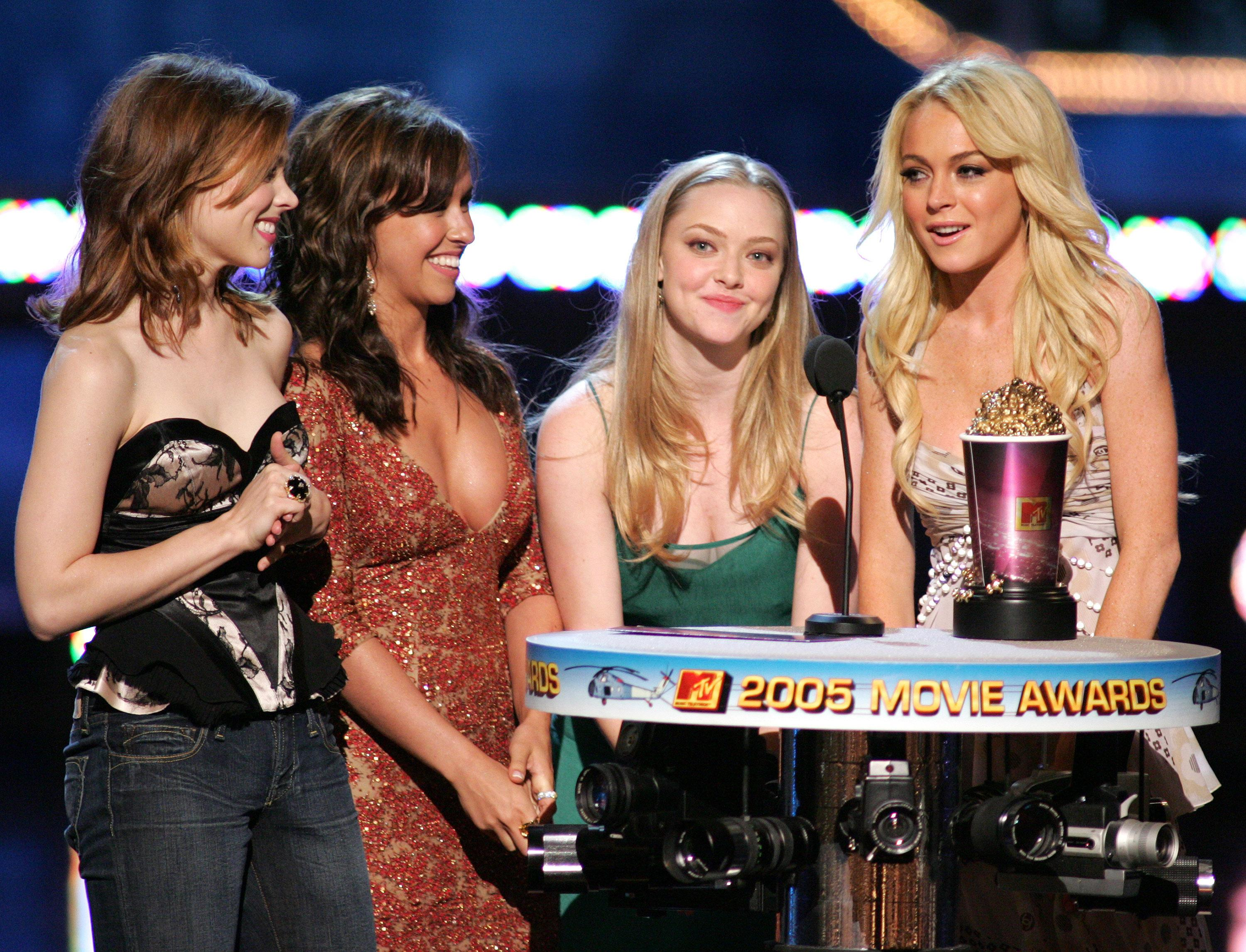 2005 MTV Movie Awards - Show