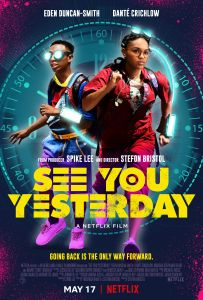 See You Yesterday Key Art