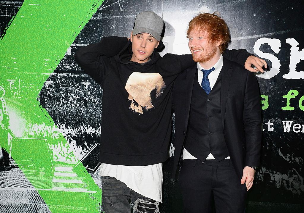 """Ed Sheeran: Jumpers For Goalposts"" - World Premiere - VIP Arrivals"