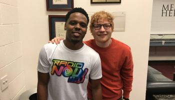 Ed Sheeran & Amir Diamond