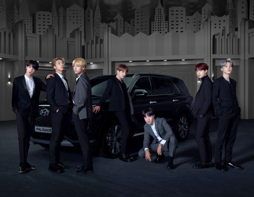 BTS named ambassadors for Hyundai