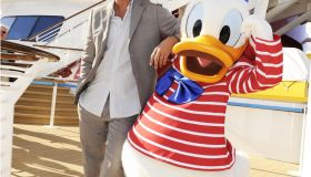 John Stamos Attends The Gala Cruise Of New Disney Ship