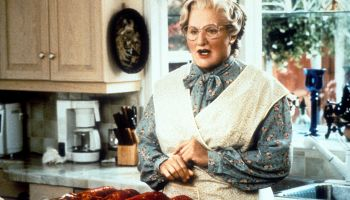 Robin Williams In 'Mrs. Doubtfire'