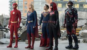 DC Crisis On Infinite Earths