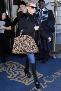 Celebrity Sightings In New York City - January 5, 2011