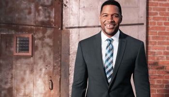 Michael Strahan for Women's Empowerment 2018