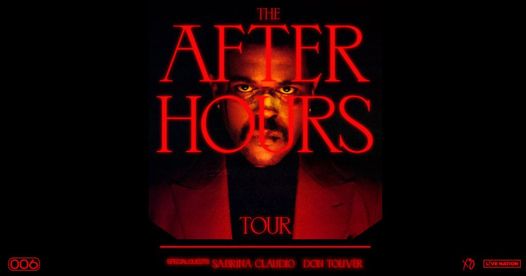 The Weeknd After Hours Tour