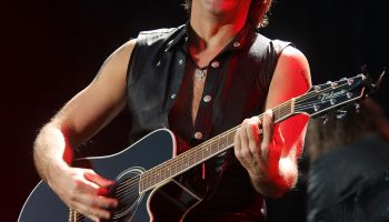 Bon Jovi Perform In Sydney