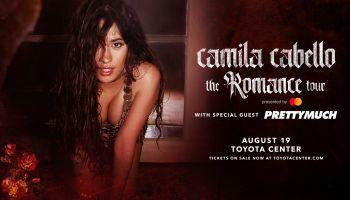 Camila Cabello - The Romance Tour Houston